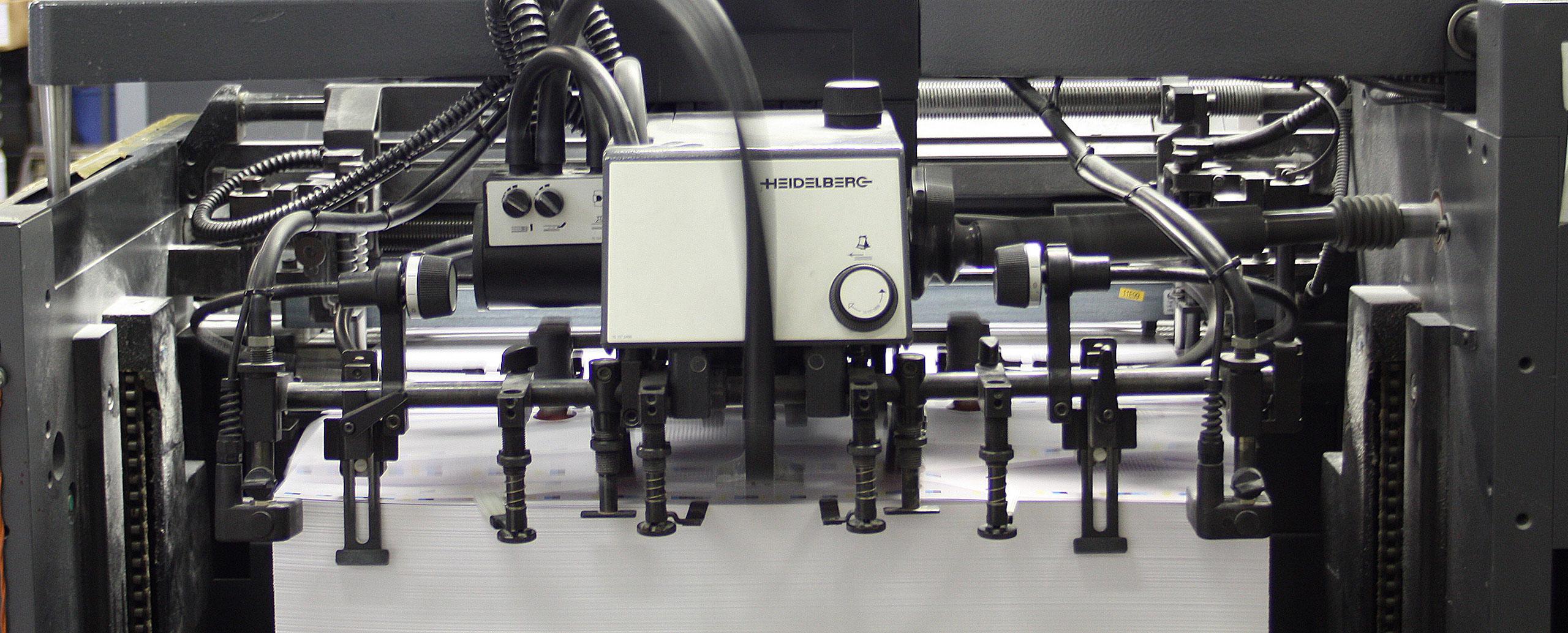 Ihre Druckerei In Freiburg Citydruck